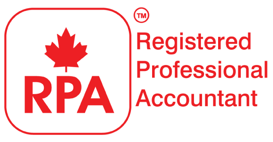 Registered Professional Accountant Canada Logo
